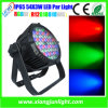 옥외 Stage Lighting 54X3w LED Part Light RGBW