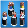 Multicore Flexibele Kabel van pvc van de Draad van het Koper