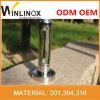 Winlinox Swimmingpool-Glaszapfen, Glasschelle, Glaspool-Zaun-Zapfen