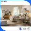최신 침실 가구 목제 2인용 침대 디자인