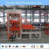 Lijn van de Machine van de Baksteen van het Blok van de Betonmolen van de Koppeling van Recommendabley de Concrete Stevige