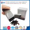 De hete Verkoop Scharnierende Verpakking van de Koffie van het Metaal
