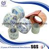 El fabricante Dongguan vende al por mayor la cinta adhesiva estupenda del embalaje BOPP del claro BOPP