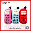 3 colores móvil de la felpa juguete para mascotas de juguete