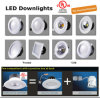 ULとのCOB LED Downlight 4 Inch