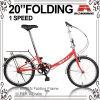 20 Inch-preiswertes faltendes Fahrrad (WL-2005)
