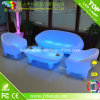 Partito Decoration/LED Light Table e Chair/Hotel Furniture