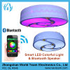 Music Speaker를 가진 새로운 Product Colorful Bluetooth LED Ceiling Light