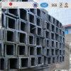 Ferro de canaleta principal da Senhora Q235 ASTM A36 Ss400 da alta qualidade