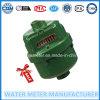 Color verde que pinta el contador del agua volumétrico (Dn15-25mm)