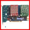 TDM800p avec 4 FXO+FXS Ports, Asterisk Card FXS Card FXO Card
