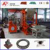 Máquina de fabricación de ladrillo automática del cemento Qt10-15 con calidad europea