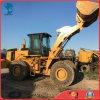 Container-verscheept gebruikte Lader van het Wiel van de voor-Lossing van de Rupsband 2009 3~5cbm/22ton 966g de Gebruikte