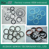 Selos coloridos por atacado do anel-O da borracha de silicone da alta qualidade NBR