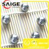 Surtidores de las esferas del metal de AISI52100 G100 5m m que muelen la bola de acero
