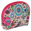 Новое Fashion Pink милое Small Pen Storage Cosmetic Bag для Summer 2016