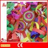 Confeti del disco volador del papel del partido de la flor de Handhrow (FAS-3075)