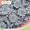 Tessuto chimico del merletto della guipure del poliestere della rete della maglia di fabbricazione 125cm della Cina