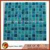 Azulejo de mosaico de la piedra del vidrio sintético