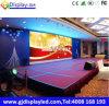 Pantalla de visualización de interior de LED P5 para el canal de televisión (320*160m m)