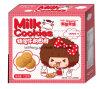 Печенья масла флейвора молока упаковки 120g коробки