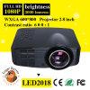 Portable à la maison visuel bon marché DEL d'OEM mini projecteur de 1500 lumens