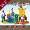 Qualitäts-glückliche Kind-Insel-Plastikspielwaren (S1257-3)