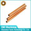 Mini tubi di rame da CNC che lavora, parti di rame