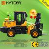 Gabelstapler-Benzin-Gabelstapler-Diesel-Gabelstapler des rauen Gelände-3-4ton