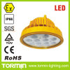 CE RoHS Approved IP66 Explosionproof LED Flood Lamp de Atex para Gas Station Explosionproof LED Flood Light