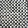 Azulejo de mosaico mezclado del cuadrado del color parecido quebrado