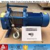 cable de la alta calidad 380V que tira del alzamiento eléctrico del motor eléctrico del torno