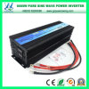 Inversor puro da potência solar de onda de seno de DC12V AC220V 6000W (QW-P6000B)