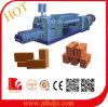Machine de fabrication de brique bon marché d'argile d'extrudeuse de Cacuum des prix