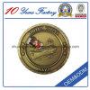 Recuerdo de encargo del oro nosotros moneda militar de la marina de guerra