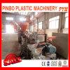 플라스틱 애완 동물 병은 알갱이로 만드는 기계를 재생한다