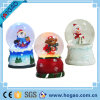 X'mas Snow Globe con Light (HG145)