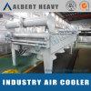 Dispositivo di raffreddamento di aria evaporativo della strumentazione del pollame