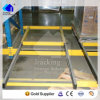 Leistung Coating Steel Structure Push Back Rack für Industrial Equipment