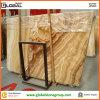 Het populaire Witte/Groene/Blauwe/Bruine Onyx van China voor high-End Decoratie