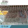 Het stationaire Plastic Bevestigen van de Zaag van de Draad van de Diamant Multi voor het Knipsel van het Graniet