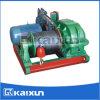 Vitesse rapide de câble métallique de moteur à courant alternatif Construisant le treuil électrique