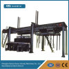 4.8m AAC Ground Turnover Cutting Machine AAC Block Cutter
