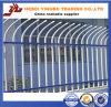 Frontière de sécurité en acier de qualité et de tête chaude bon marché de cornière de ventes, frontière de sécurité en métal