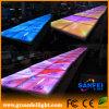 LEDのダンス・フロアのフルカラーの段階効果ライト