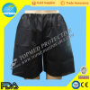 Men를 위한 짠것이 아닌 Disposable Non Woven Boxers