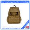 Sac extérieur de rétro d'école de sac à dos sac à dos de toile