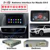 Interfaccia Android di GPS dell'aggiornamento da 7 pollici per Mazda 2014-2016