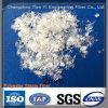 Fibra sintetica di armatura in cemento armato dell'asfalto della fibra di graffetta di poliestere