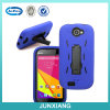 Hard PC +TPU Kickstand Cell Phone Case for Blu Studio